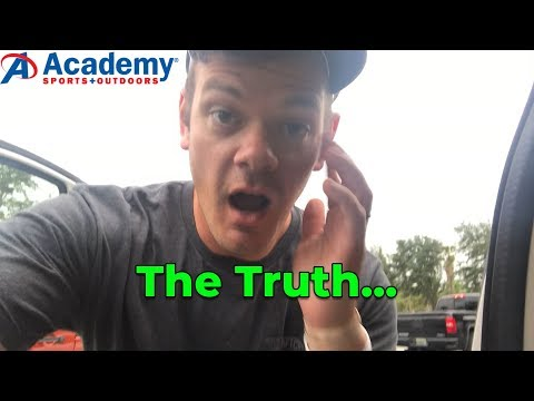 The TRUTH About Academy Sports...