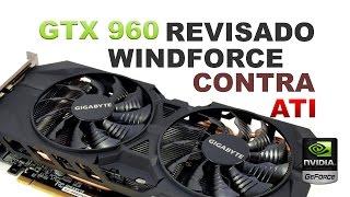 unboxing de nvidia   gtx 960 vs ati hd 7970   gta v benchmark   ejian