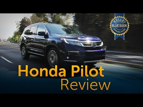 2019 Honda Pilot – Review & Road Test