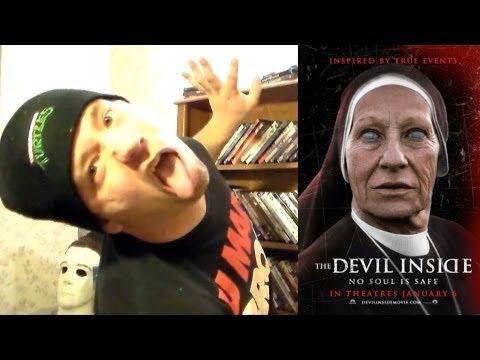 The Devil Inside (2012) Movie Review (Rant) streaming vf