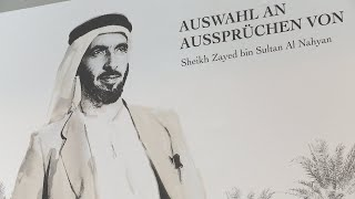 Frankfurt Book Fair 2018, Coverage for Abu Dhabi TV with Mr. Salih Albahar