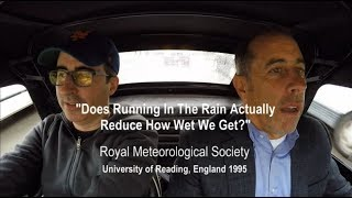John Oliver & Seinfeld - English Rain Study (Comedians in Cars Getting Coffee)