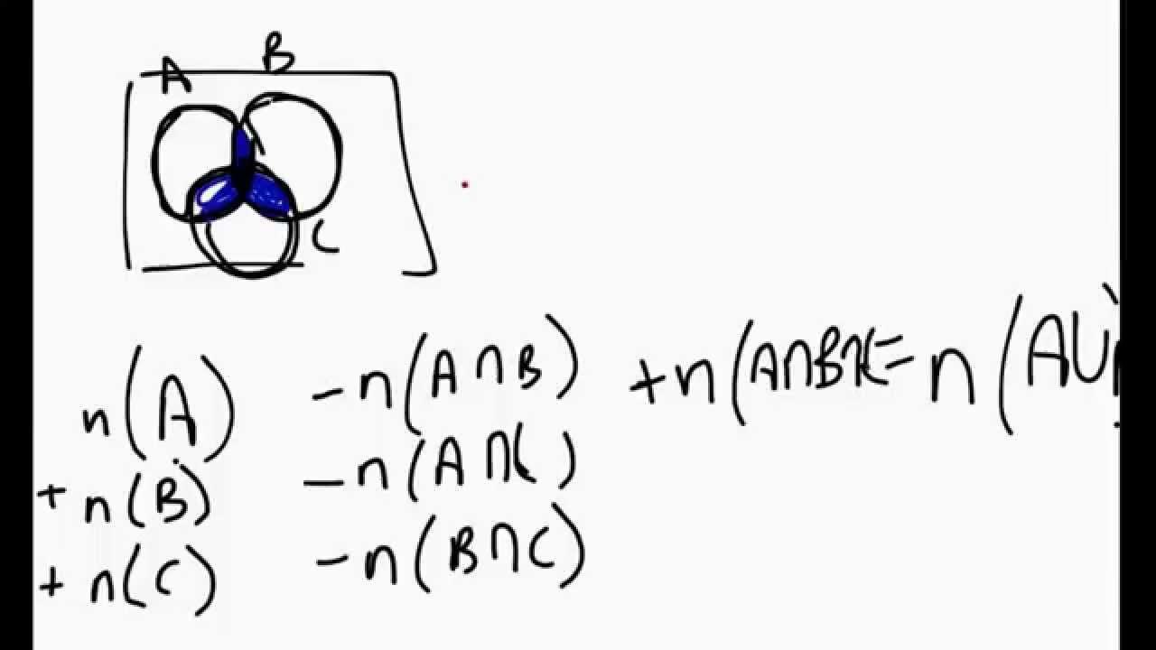 Math 30 2 14 triple venn diagrams youtube math 30 2 14 triple venn diagrams pooptronica Choice Image