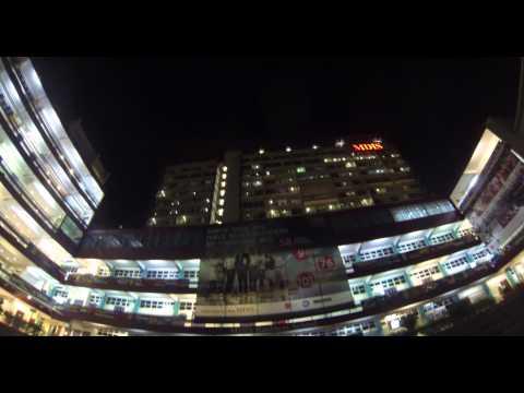 Management Development Institute of singapore campus NIGHT gopro tour ( MDIS )