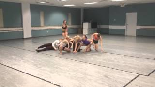 Olivia Cece Contemporary combo Choreography - You should know where I