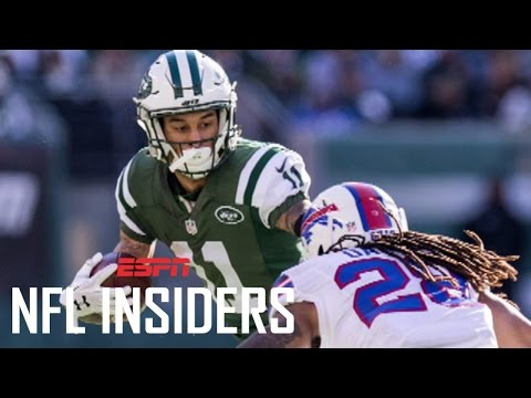 Robby Anderson's Arrest A Potential Blow To Jets | NFL Insiders | ESPN