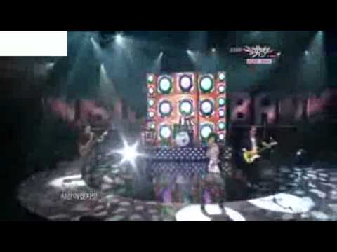 Qualifications of Men - Because I Love You  @ Music Bank