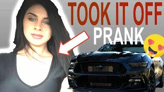*PRANK* 2017 MUSTANG 5.0 PRO CHARGED.
