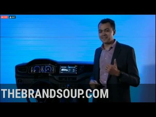 Volkswagen presentó regionalmente el nuevo WV Play via setraming