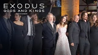 Exodus: Gods and Kings | Global Premiere Highlights [HD] | 20th Century FOX