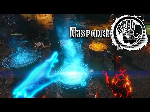 Be Doctor Strange IN VIRTUAL REALITY | The Unspoken VR | Oculus Rift + Touch Controllers