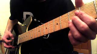 Can't Get This Stuff No More   Verse Riff   Lesson