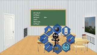 Stickman college Android Gameplay