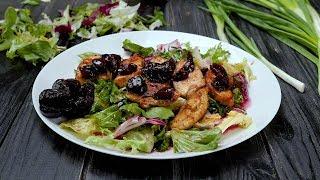 Курица со сливами - Рецепты от Со Вкусом
