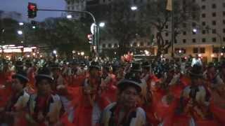 ★Entrada Av de Mayo Morenada Chacaltaya 97.16  2013★