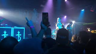 Jinjer - Live - Perennial - New Song From Micro EP - Scout Bar Houston Tx 10262018