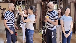 Ritiesh Deshmukh's Most Funny Tiktok Video In His New Look Wid Wife Genelia \u0026 Pooja Makhija