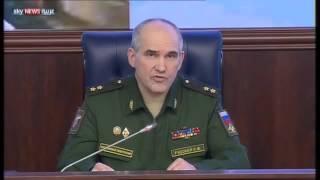 روسيا: أوقفنا عملياتنا الجوية في سوريا