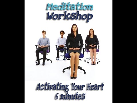 Activating Your Heart  6 minutes by Pachika