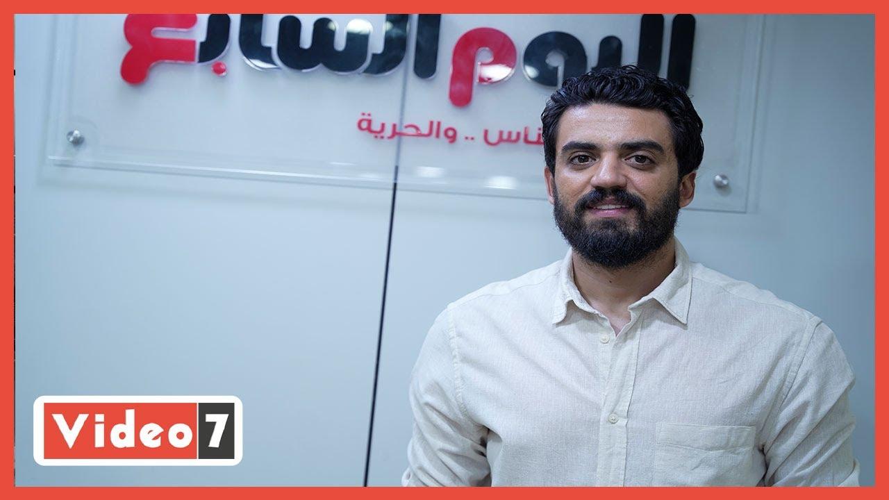 الفنان إسلام جمال الناس صدقت أنى قتلت الشهيد مبروك فى الاختيار 2  وهاجمونى بعد الحلقة  - 22:58-2021 / 5 / 3
