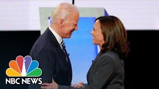 Joe Biden, Kamala Harris Hold First Joint 2020 Campaign Event | NBC News