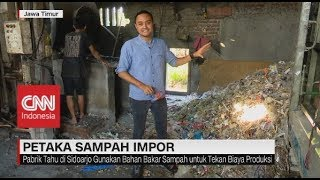 Petaka Sampah Impor
