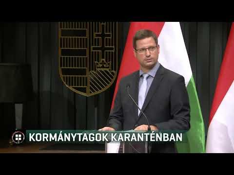 Miniszterek és államtitkárok karanténban  20-08-27 thumbnail