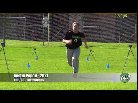 Austin Popoff - PEC - 60 - Eastmont HS (WA) June 22, 2020