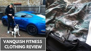 VANQUISH FITNESS CLOTHING REVIEW | SHOULD YOU BUY FROM THEM?