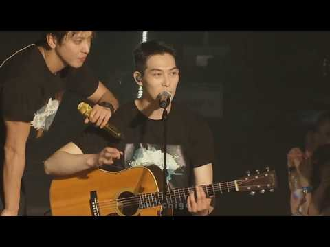 CNBLUE (씨엔블루) Between Us In Seoul Encore - Love light (사랑빛) Acoustic