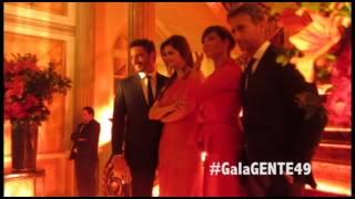 Fabián Mazzei en la Gala 49 de Revista GENTE