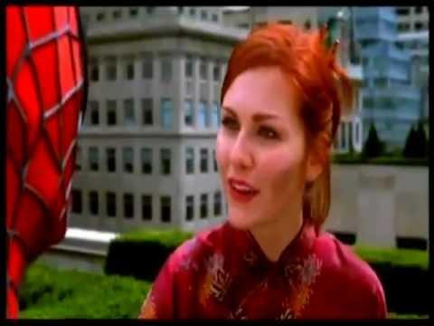 SpiderMan 2002 TV spot w Nickelback's Hero