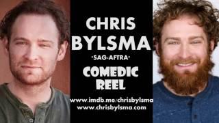 Chris Bylsma - 2017 Comedic Acting Reel