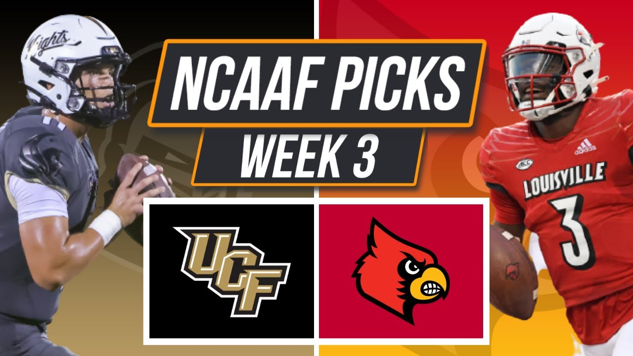 Game Prediction: UCF at Louisville