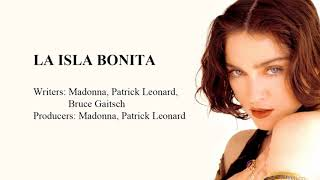 La Isla Bonita (Instrumental)