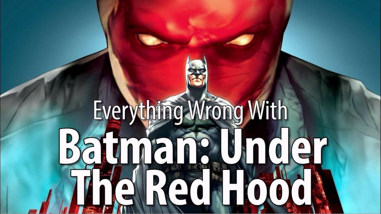 배트맨 - 언더 더 레드 후드 Batman.Under.the.Red.Hood.2010.1080p ...