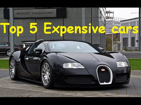 Delightful Exceptionnel Top 5 Most Expensive Cars In The World 2015