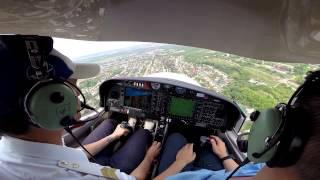 БЛУГА 100 часов (BLUGA Hundred hours).(Лётная практика курсантов 2012 года набора на самолёте Diamond 40 NG в Бугурусланском Лётном Училище Гражданской..., 2014-11-17T12:40:51.000Z)
