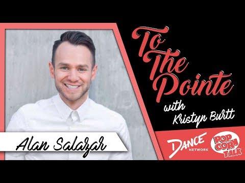 Alan Salazar - To The Pointe with Kristyn Burtt