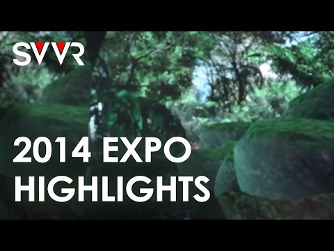 SVVR 2014 Conference & Expo Highlights