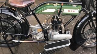 1921 BSA MODEL H 550