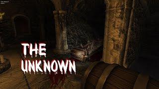 Juego de terror hecho en 48 horas!! The Unknown,