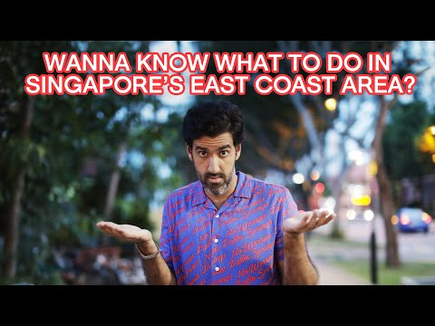 Things To Do In The East Coast Area With Comedian Rishi Budhrani | Buro. Neighbourhood Guides