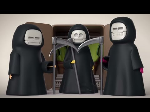 AstroLOLogy   The Grin Reaper!   Chapter: Halloween   Cartoons for Kids