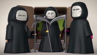 AstroLOLogy  The Grin Reaper  Chapter Halloween  Cartoons for Kids