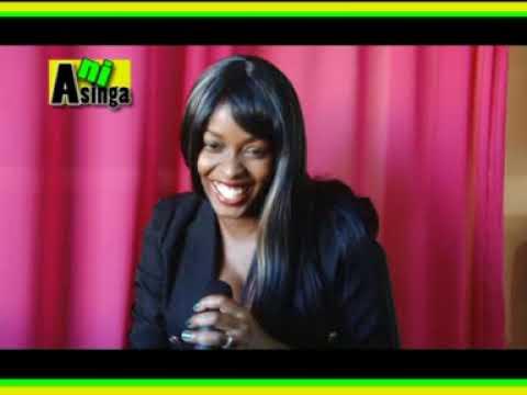 Ani asinga   GRACE NAKIMERA AND LEILA KAYONDO  on YUNESBURG TV