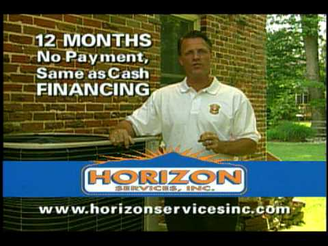 Horizon Services Tv Commercial Air Conditioning Install