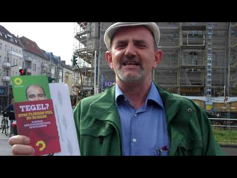 Interview with a Green Party mamber in Berlin