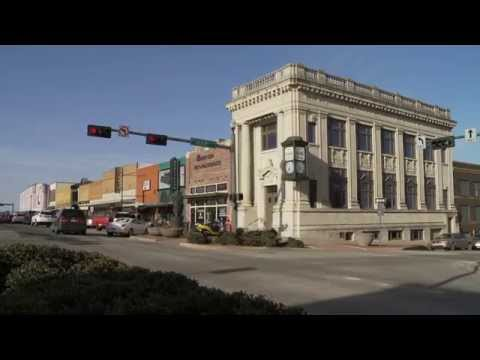 Revitalization and Renewal in Denton's Town Square