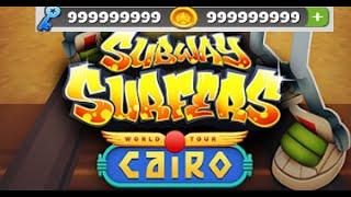 Subway Surfers World Tour: Cairo - HACK Gameplay